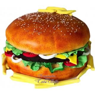 """№3571 """"Гамбургер"""""""