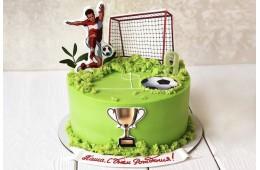 Спортивные торты